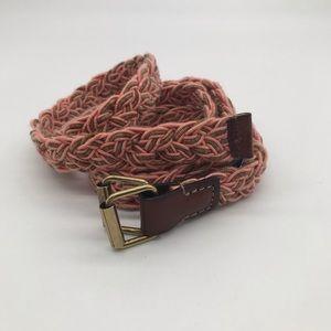 J. Crew Braided Belt